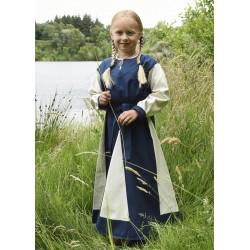 Viking klänning Solveig för...