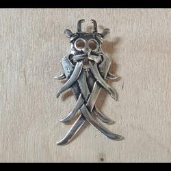 Odens / Loke mask hänge...