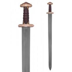 Sutton Hoo Sword, 600 tal