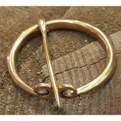 Medeltida ringspänne