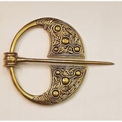 Rock spänne viking i brons