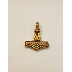 Torshammare / Mjölner brons