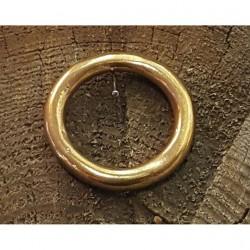 Brons bältes ring liten