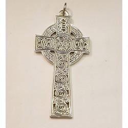 Keltiskt kors silver