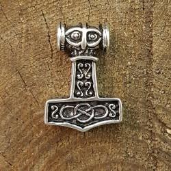 Torshammare / Mjölner i silver