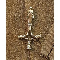Vargkors brons