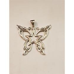 Fjäril hänge till halsband...