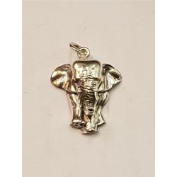 Elefant hänge till halsband...