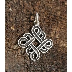 Evighets symbol hänge i...