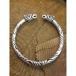 Korp armband silverfärgat...