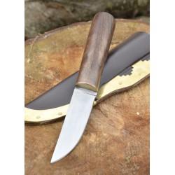 Viking Kniv med valnöt...