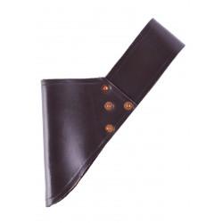 Läderbälthållare för svärd,...