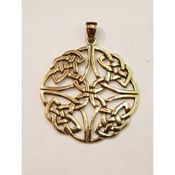 Keltisk knut oändlig hänge...