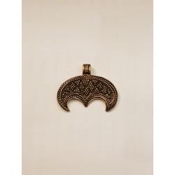 Brisingamen hänge i brons
