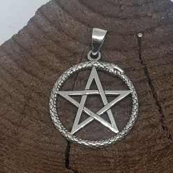 Midgårdsormen pentagram...